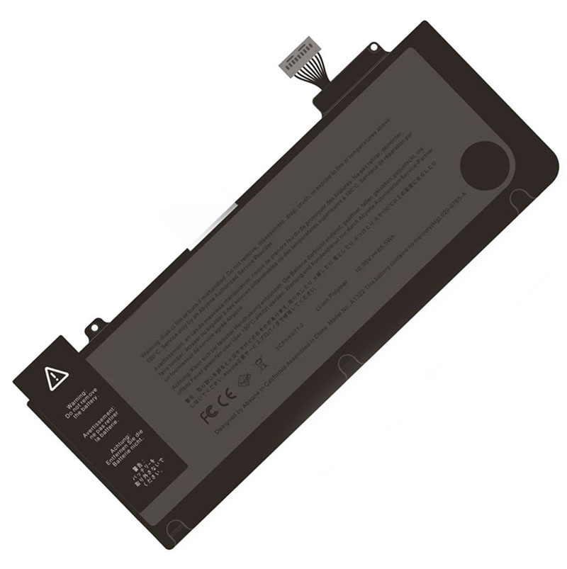 "A1322 A1278 Apple MACBOOK PRO 13"" MB990J/A MB991CH/A MB990*/A erstatning batterier"