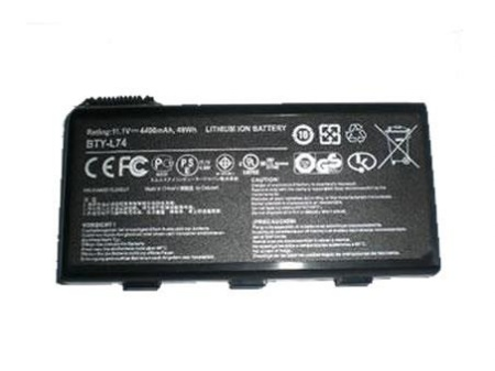 MSI CX620-061 CX620-223BE CX620MX CX620X kompatibelt batterier