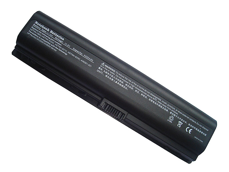 HP Pavilion dv6274ea dv6275ea dv6282ea dv6284eu erstatning batterier