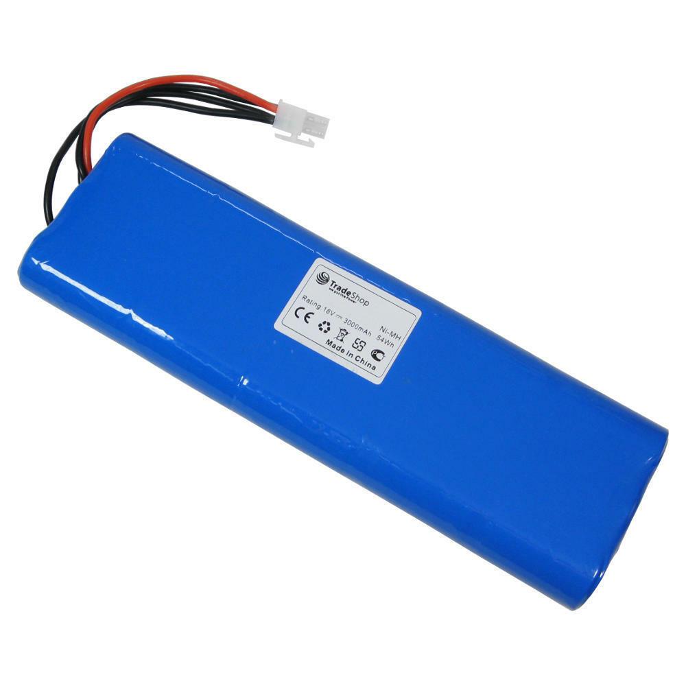 18V Ni-MH Husqvarna Automower 210C 210AC 220AC 230ACX kompatibelt batterier