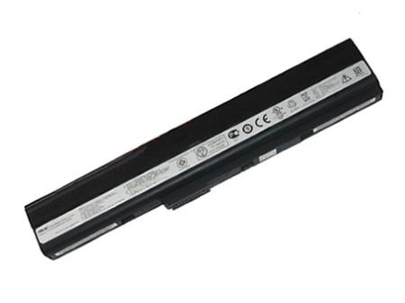 Asus A52JE-EX174V A52JE-EX187V A52JE-EX209V 4400mAh 10.8V kompatibelt batterier