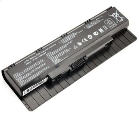 Asus N56JR-S4080H N56VB-S4050H N76VM-V2G-T1078V kompatibelt batterier