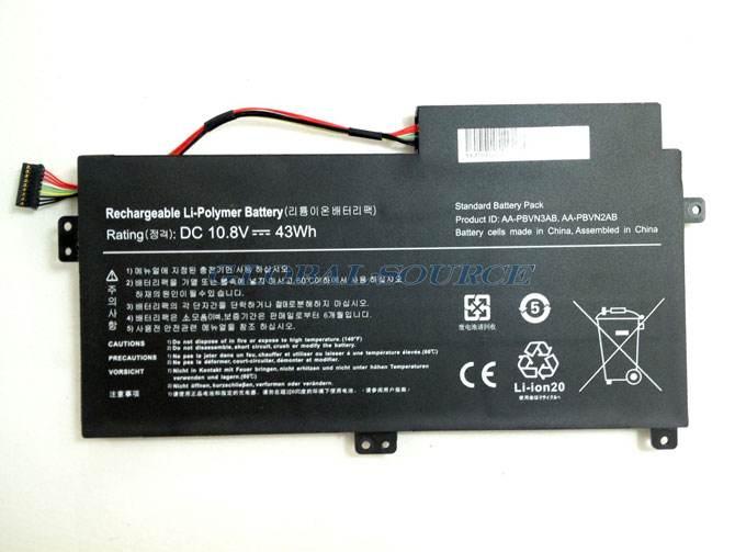 Samsung NP370R5E-A03FR NP370R5E-A03IT kompatibelt batterier
