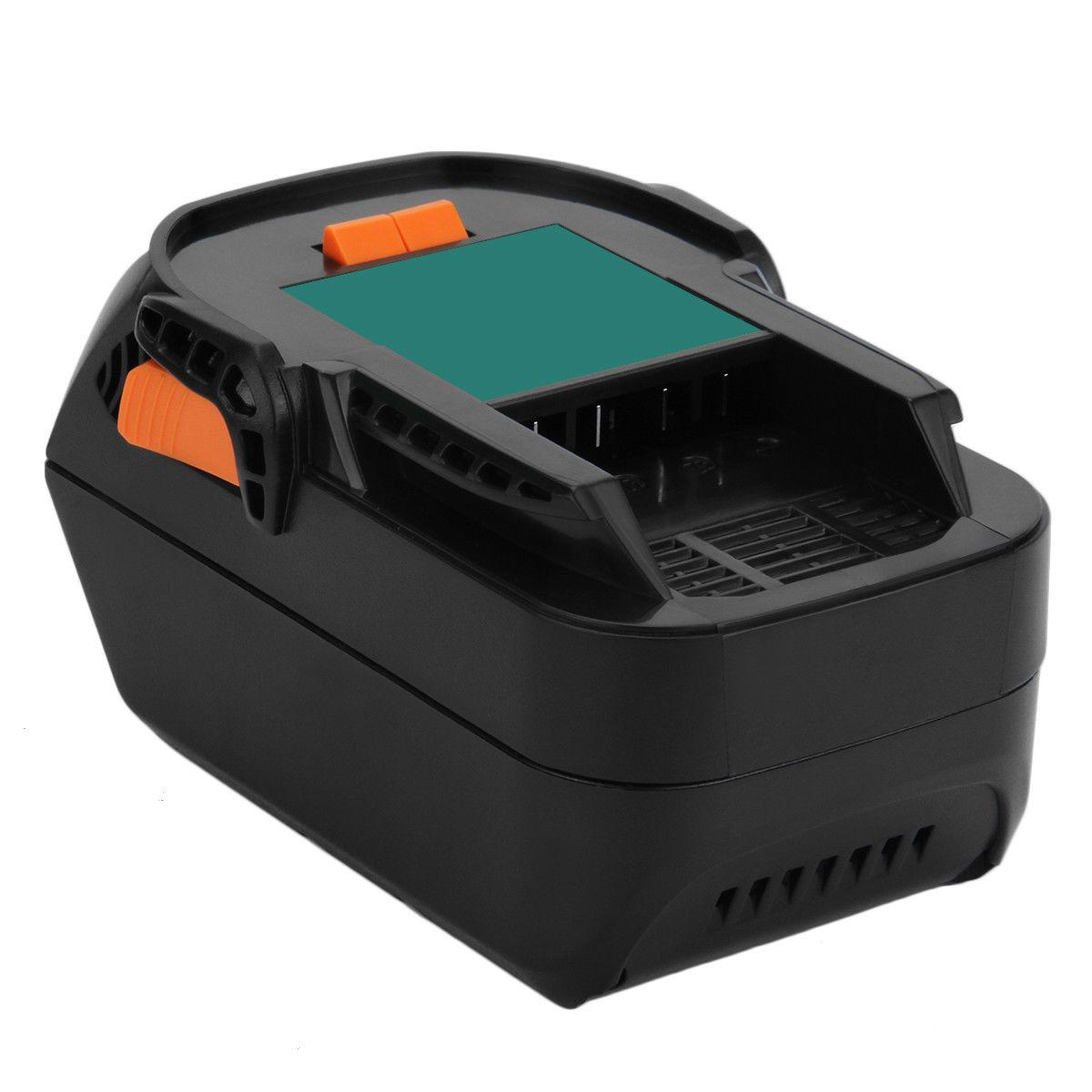 5000mah 18V Li-Ion AEG L1815R Ridgid R840087 R840085 R840086 L1850R kompatibelt batterier