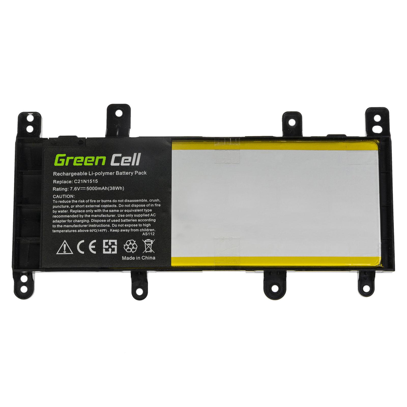 C21N1515 Asus R753UA-T4172T R753UB R753UX-T4043T K756 X756UB kompatibelt batterier