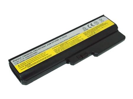 Lenovo G550-2958LEU, G550-2958LFU IdeaPad G430 20003 erstatning batterier