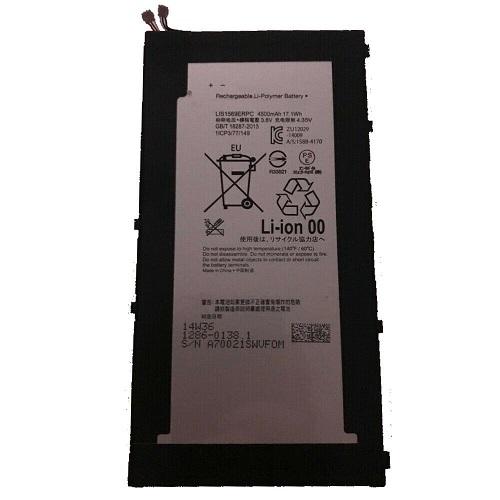 Sony Xperia Z3 Tablet, Xperia Tablet Z3 Compact, Xperia Z3 Compact 8 kompatibelt batterier