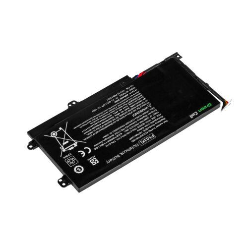 PX03XL HP Envy Touchsmart 14-K 714762-271 714762-1C1 kompatibelt batterier