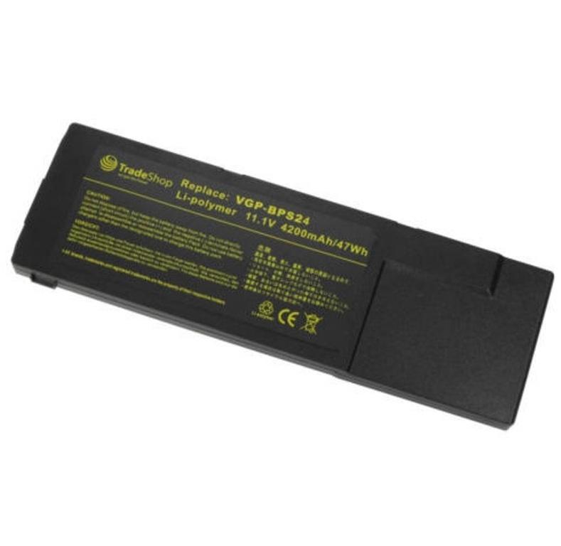 Sony Vaio SVS1512S1ES SVS1512Z SVS1512Z9EB SVS15136PAB kompatibelt batterier