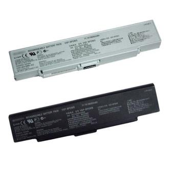 Sony Vaio VGN-SZ750 PCG-7134M VGN-AR730E kompatibelt batterier