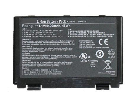 ASUS X5DIJ-SX038A X5DiJ-SX039C X5DiJ-SX167V kompatibelt batterier